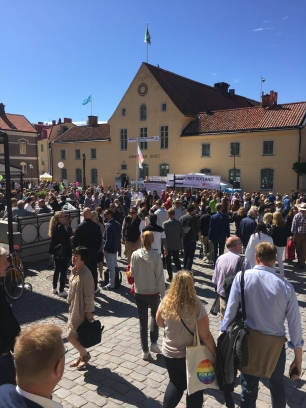 Donners plats, Visby